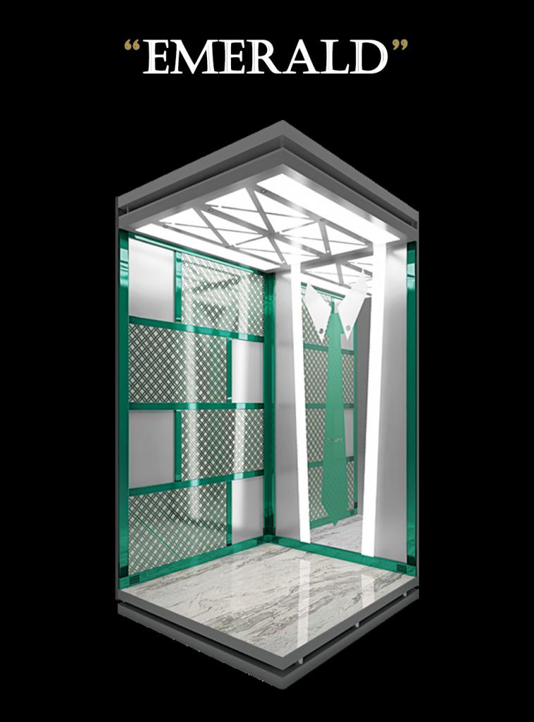 emerald dhalift cabin